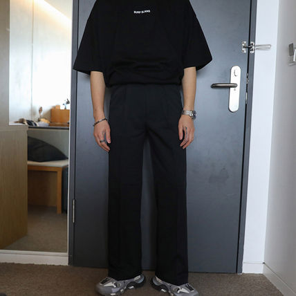 ASCLO More T-Shirts Street Style Oversized T-Shirts 8