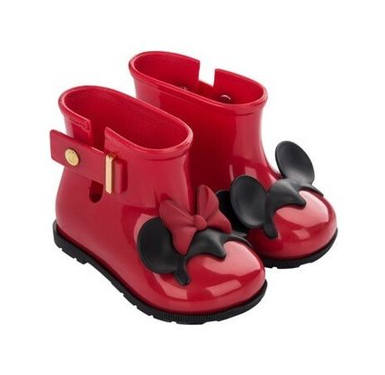 Melissa Unisex Collaboration Baby Girl Shoes