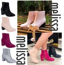 Melissa Collaboration PVC Clothing Rain Boots Boots