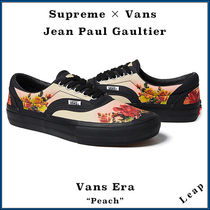 VANS ERA Street Style Collaboration Sneakers