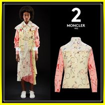 MONCLER Long Sleeves Cotton Shirts & Blouses