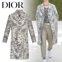 DIOR HOMME Long Chester Coats