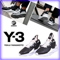Y-3 KAIWA Street Style Leather Sneakers