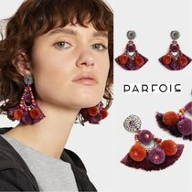 PARFOIS Casual Style Earrings & Piercings