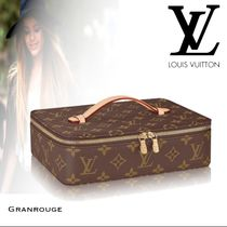 Louis Vuitton MONOGRAM Unisex Blended Fabrics Travel