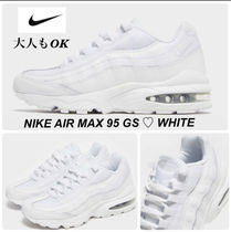 Nike AIR MAX 95 Petit Street Style Kids Girl Sneakers