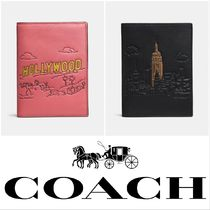 Coach Unisex Passport Cases