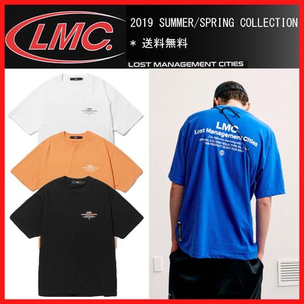 LMC More T-Shirts Street Style Cotton T-Shirts
