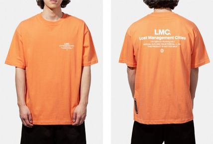 LMC More T-Shirts Street Style Cotton T-Shirts 4