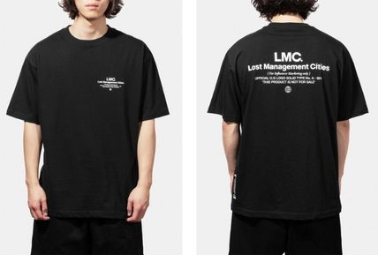 LMC More T-Shirts Street Style Cotton T-Shirts 7