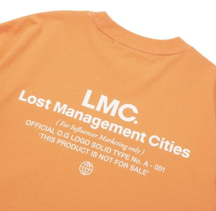 LMC More T-Shirts Street Style Cotton T-Shirts 12