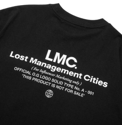 LMC More T-Shirts Street Style Cotton T-Shirts 18