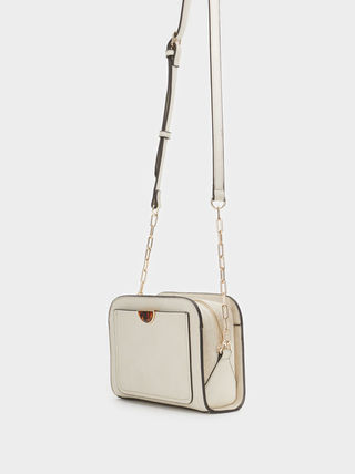 PARFOIS Shoulder Bags Casual Style Plain Shoulder Bags 2