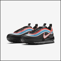 Nike AIR MAX 97 Unisex Street Style Collaboration Sneakers