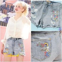 ELF SACK Casual Style Street Style Shorts