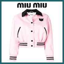 MiuMiu Other Animal Patterns Jackets