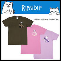 RIPNDIP Street Style Cotton Short Sleeves T-Shirts