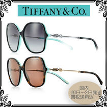 Tiffany & Co TIFFANY INFINITY Square Sunglasses
