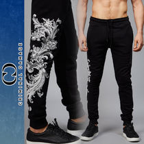 CRIMINAL DAMAGE Cotton Joggers & Sweatpants