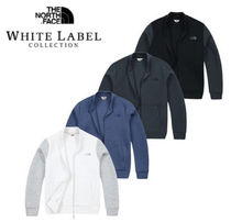 THE NORTH FACE WHITE LABEL Street Style Plain Track Jackets
