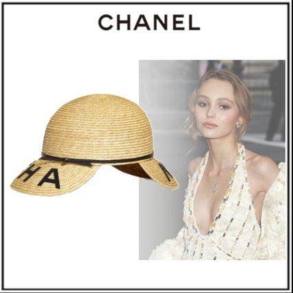 4e2b2fa3f91 ... CHANEL More Hats   Hair Accessories Blended Fabrics Oversized Hats   Hair  Accessories ...