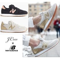 J Crew Collaboration Low-Top Sneakers