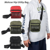Official Unisex Street Style 2WAY Messenger & Shoulder Bags