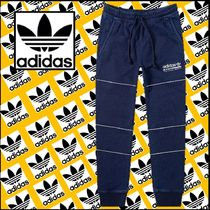 adidas Sweat Street Style Plain Joggers Jeans & Denim
