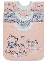 George Collaboration Baby Girl Bibs & Burp Cloths