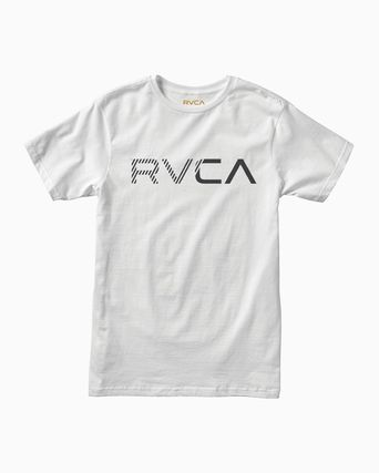 RVCA More T-Shirts Street Style Plain Cotton Short Sleeves T-Shirts 2