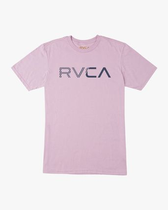 RVCA More T-Shirts Street Style Plain Cotton Short Sleeves T-Shirts 13