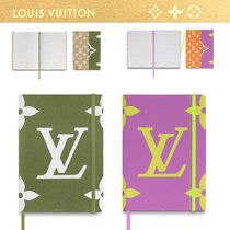 Louis Vuitton Unisex Notebooks