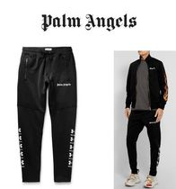 Palm Angels Street Style Collaboration Joggers & Sweatpants