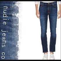 Nudie Jeans Denim Plain Jeans & Denim