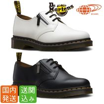 Dr Martens Street Style Collaboration Plain Leather Oxfords