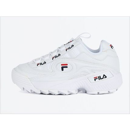 FILA Disruptor 2 2019 SS Unisex Low-Top Sneakers (FS1HTA3811X-WWT)