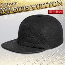 Louis Vuitton Blended Fabrics Beret & Hunting Hats