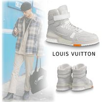 Louis Vuitton 2019-20AW VOLUME HIGH CUT SNEAKERS white 5.0-12.0 sneakers