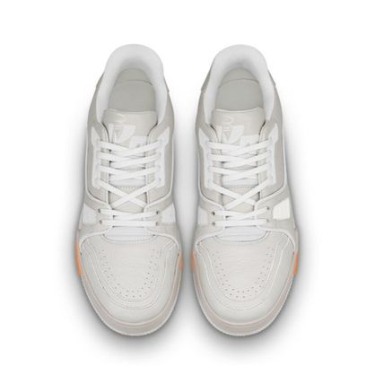 Louis Vuitton Sneakers 2019-20AW LOWCUT SNEAKERS LV TRAINER white 5.0-12.0 sneakers 4