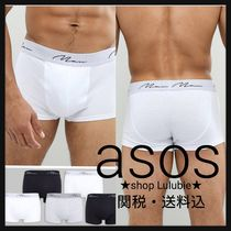 ASOS Street Style Plain Cotton Boxer Briefs