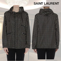 Saint Laurent Star Jackets