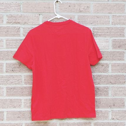 Tommy Hilfiger More T-Shirts Unisex Street Style Short Sleeves T-Shirts 19