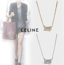 CELINE Costume Jewelry Necklaces & Pendants