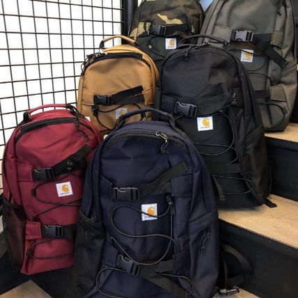Casual Style Street Style Plain Home Party Ideas Backpacks