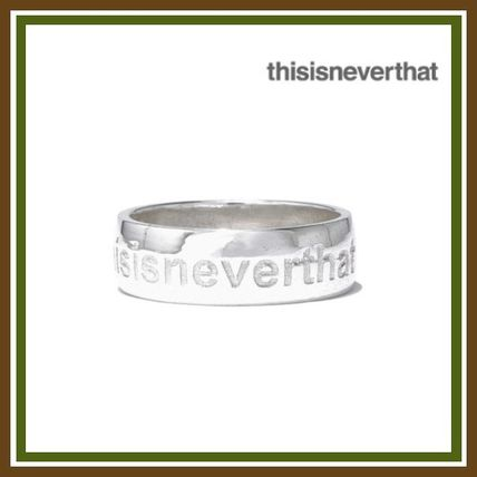 thisisneverthat Rings Street Style Rings
