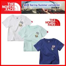 THE NORTH FACE Street Style Kids Girl Tops