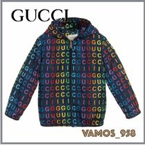 GUCCI Street Style Baby Boy Outerwear