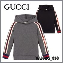 GUCCI Petit Street Style Kids Boy Tops