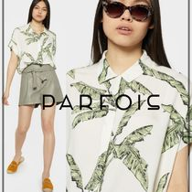 PARFOIS Tropical Patterns Casual Style Other Animal Patterns Medium