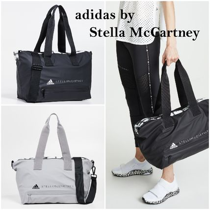 Casual Style Unisex Street Style Collaboration 2WAY Plain